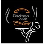 Logo Noir Expérience Burger